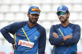 India vs Sri Lanka: Lankan Team Stranded In Dharamsala Due to Rain
