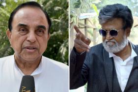 Swamy Makes Light of Rajini's Political Entry, Calls Him 'Illiterate, Corrupt'