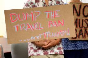 US to Appeal Ruling Weakening Donald Trump's Travel Ban