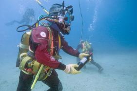 Storing Bottles Under the Sea Makes for a Better Wine: Experts
