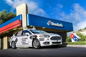 Ford Ties Up With Domino's For Self-Driving Pizza Delivery Test