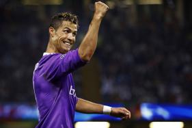 UEFA Super Cup: Ronaldo in Real Squad for Manchester United Reunion