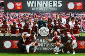 Community Shield: Courtois, Morata Miss As Arsenal Win on Penalties