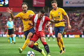 Atletico Madrid Fight Back to Salvage Point After Griezmann Sending Off