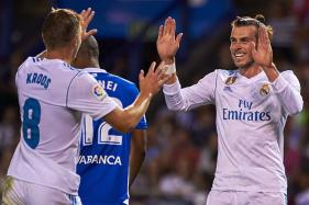 Real Madrid Begin La Liga Defence With Easy Win