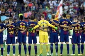 Barcelona Pay Tribute to Terror Victims With Betis Victory