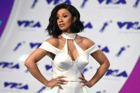 Singer Cardi B Gets Attacked By Cheetah