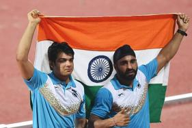 No Coach With Him, Davinder Kang Turns to 'Friend' Competitor for Tips