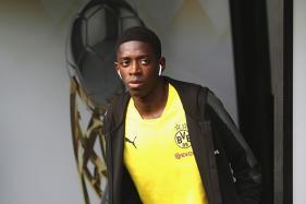 Dortmund Extend Dembele's Suspension Over Missing Training