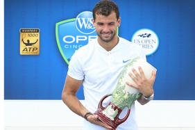 Cincinnati Masters: Dimitrov Downs Kyrgios for Title