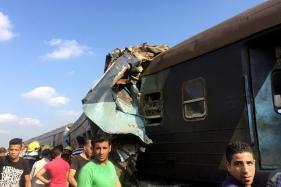 Egyptian Train Crews Held Following Fatal Crash: State News Agency