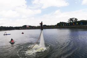 Flyboarding Sport Slowly Gaining Popularity Among Thrill-seekers