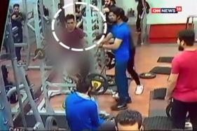 Indore Man Slaps, Kicks Woman Inside Gym For Resisting Advances