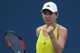Halep Tops WTA Rankings for Second Consecutive Week