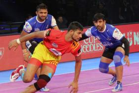 Pro Kabaddi 2017 Highlights: Haryana Steelers Beat UP Yoddha 36-29 - As It Happened
