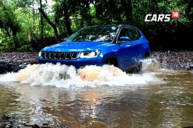 Jeep Compass Bookings Touch the 10,000 Mark