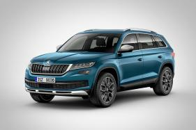 Skoda Kodiaq SUV to Launch on October 4 in India