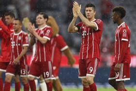 Lewandowski Misfires in 250th Bundesliga Game As Bayern Fail to Score at Home