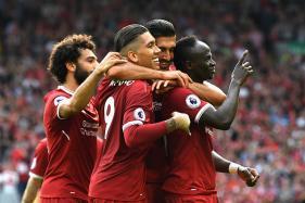Mane, Salah On Target As Liverpool Rip Through Arsenal