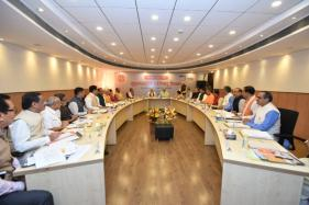 PM Narendra Modi Reviews Progress of 17 Schemes With BJP CMs