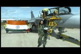 Watch: Inside look of SAAB's Fighter Jet