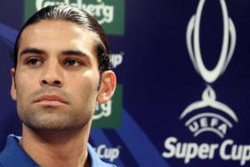 Former Barcelona Star Rafa Marquez Sanctioned by US For Alleged Drug Ties