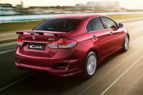 Maruti Suzuki Ciaz S Launched in India at Rs 9.39 Lakh