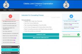 Odisha OJEE MBBS Counseling 2017 Second Round Results Announced at ojee.nic.in