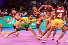 Pro Kabaddi League 2017: UP Yoddha Play Out a Thrilling Draw Against Patna Pirates