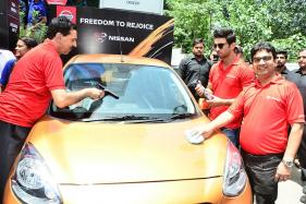 Nissan Launches Waterless Car Cleaning in India