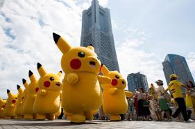 Pikachu Outbreak Festival in Japan's Yokohama