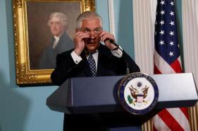 US Secretary of State Rex Tillerson to Set US-India Partnership Goals