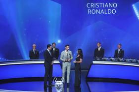Cristiano Ronaldo Wins UEFA Player of the Year