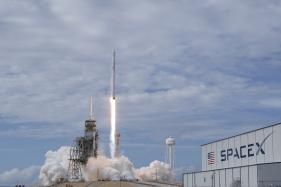 SpaceX Launches Spanish Satellite, Two Others From California