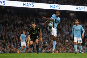 Raheem Sterling Saves a Point for Manchester City Against Everton