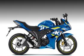 Suzuki Two-Wheelers Registers 22.27% Growth During October 2017