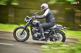 Triumph Eyes to Sell Around 1,300 Motorcycles This Year