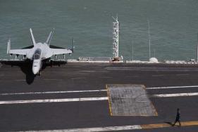 US Fighter Jet Crash Lands at Bahrain International Airport