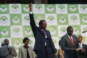 Kenyan President Uhuru Kenyatta re-elected, Opposition Rejects Result