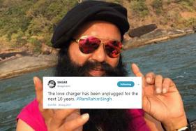 Twitter Erupts In Joy As Gurmeet Ram Rahim Gets 10-Year Jail for Rape