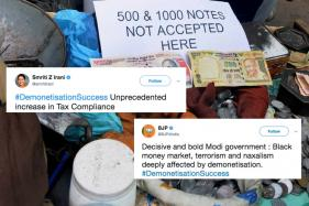 #DemonetisationSuccess - How BJP Tried to Make Demonetisation A Success, on Twitter