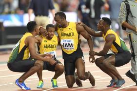 Justin Gatlin Blames TV Scheduling for Usain Bolt Injury