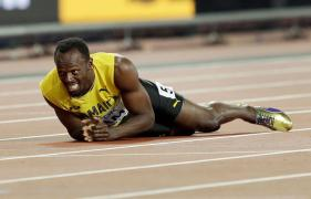 Usain Bolt Hits Out at Doubters, Releases Injury Details
