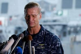 US Navy to Relieve Seventh Fleet Commander After Collisions in Asia: Source