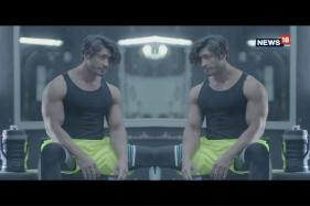 Vidyut Jammwal Tells You All About Vidyut Toes to Bar Workout