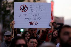 After Criticism, White House Says Trump Condemns KKK, Neo-Nazis