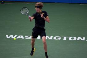 Citi Open: Zverev Rips Nishikori, to Face Anderson for Title