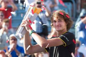 Alexander Zverev Stuns Federer to Win Montreal Masters