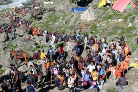 Big Bells to Fall Silent as NGT Declares Amarnath Cave Shrine a 'Silence Zone'