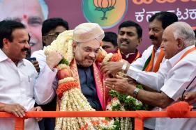 Amit Shah Begins 3-day Trip to Karnataka to Re-energise BJP Cadre